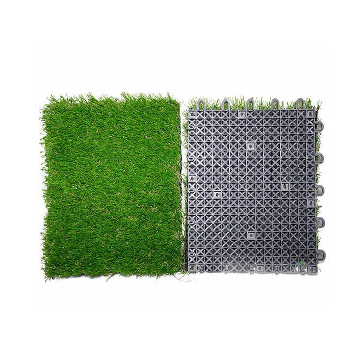 Interlocking artificial grass (4)