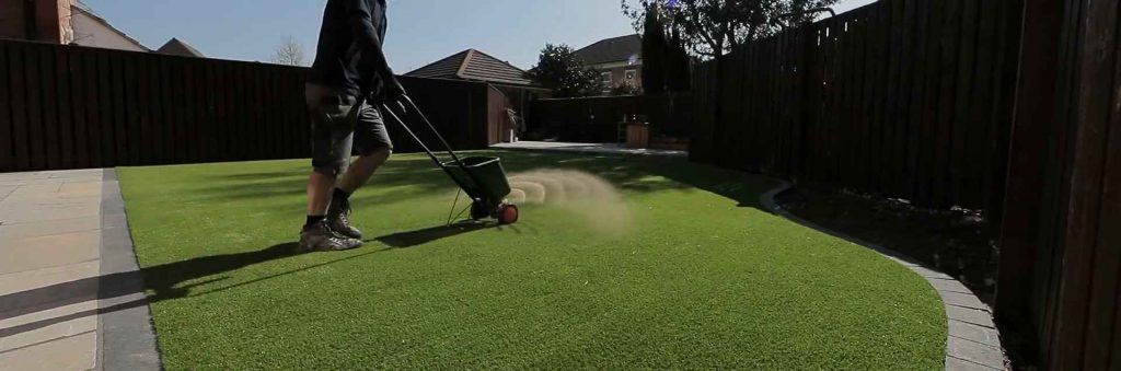 artificial grass turf infill