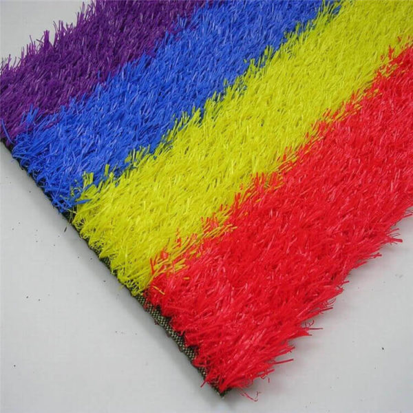 rainbow artificial kid grass (2)