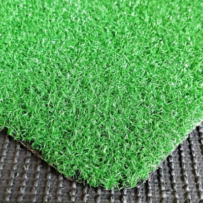 Green Mini Golf Putting Green Artificial Grass